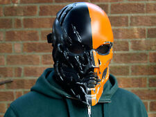 Ha Goliath FULL FACE Deathstroke (M) Airsoft Cosplay Rave Mask-MADE to Order -