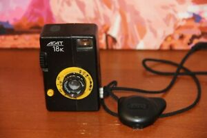 Agat-18K Half Frame Camera lens Industar-104 2.8/28mm USSR compact