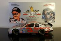 1995 Dale Earnhardt Goodwrench Quicksilver Winston Select Action CWB 1/24 NASCAR