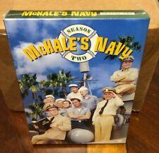 McHale's Navy - Season Two (DVD, 2007, Multi-Disc Set) New 36 Episodes
