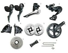 Shimano Ultegra R8020 Flat Mount Hydraulic Disc Groupset Complete R8000