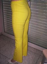 """Sommerliche Stretch-Hose, """"Orsay"""", Zitronenfalter-gelb, neuw. Gr.34 o. 164"""