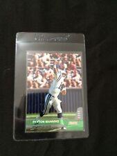 New listing Peyton Manning 2000 Stadium Club Card