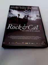 """DVD """"ROCK & CAT"""" DVD COMO NUEVO JORGE ROIGE PEP SALA GERARD QUINTANA ELS PETS GO"""