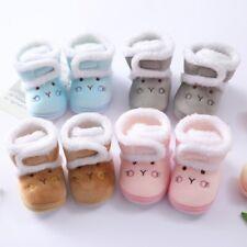 Säugling Baby Kleinkind Hausschuhe Socken Schuhe Stiefel Winter Warm