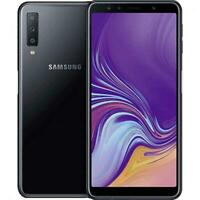 Samsung Galaxy A7 (2018) 64GB Unlocked SM-A750F Smartphone Black - Grade B Good