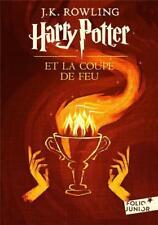Harry Potter 4 Et la coupe de feu von Joanne K. Rowling (2017, Taschenbuch)