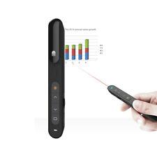 Doosl 2.4GHz Wireless Presenter Red Laser Pointer PowerPoint PPT Remote Control