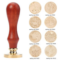 Vintage Sealing Wax Stamp Head DIY Dedicated Seal Stamp Replace Copper Head Best