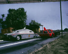 Captain Scarlet and the Mysterons SPV vehicle Spectrum Patrol Car on road Ger