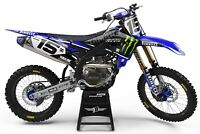 YAMAHA YZ-YZF 125-450cc 2018-2020 New Decals kit / Graphics kits With Riders ID