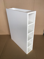 KITCHEN CABINET 150/200 X 720/900 WINE WHITE 5,6 OR 7 BOTTLE RACK ALL SIZES
