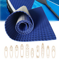 Adhesive EVA Foam DIY Non-Slip Pad for Surfboard Inflatable SUP Traction Boar