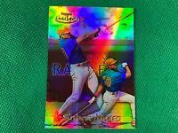 1999 Topps Gold Label Class 3 #26 Ruben Mateo Texas Rangers