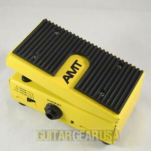 AMT Electronics LLM-2 Zero Volume Pedal