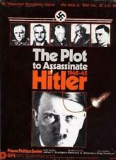 SPI Wargame  Plot to Assassinate Hitler SW