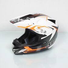 Helmet Motorcycle cross Child SIZE S 49-50cm MT Helmets MX2 Synchrony Steel New