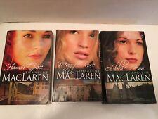 The Daughters Of Jacob Kane books 1-3 by Sharlene Maclaren