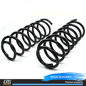 Suspension Coil Spring 2pcs Rear Left or Right Fits 2004-05 Chevrolet Aveo 1.6L