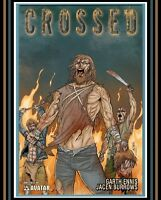 Crossed #6 Cover A (2008 Series) GaRTH eNNiS JaCeN BuRRoWS* 2009 Avatar (NM-/NM)