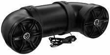 "Soundstorm Dual 8"" 700W ATV/Marine Amplified Tube Speaker+Bluetooth 