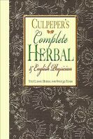 Complete Herbal, Paperback by Culpeper, Nicholas, Brand New, Free P&P in the UK