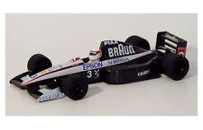 ONYX 125 TYRRELL HONDA 020 F1 die cast model  car Satoru Nakajima 1991 1:43