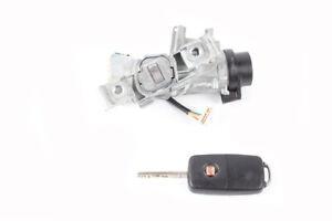 1K0905851B Seat Leon 1P VW Scirocco III Golf 5, 6 Touran Zündschloss/Schlüssel
