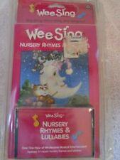 Wee Sing Ser.: Wee Sing Nursery Rhymes and Lullabies by Susan Hagen Nipp and Pamela Conn Beall (1994, Mixed Media)