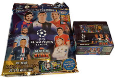 Topps Match Attax Champions League 2019/2020 Starterpack + 1x Display 30 Booster