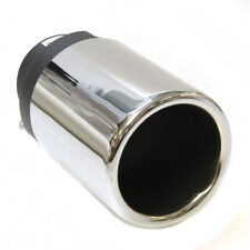 Exhaust Trim Pipe Tail Tip For Hyundai Accent Genesis I30 Santa Fe I20 Sonata