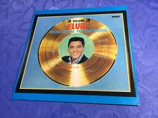 ELVIS PRESLEY (LP) GOLDEN RECORDS VOL 3 [ORANGE RCA **GERMAN PRESSING] MINT-
