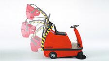 Stolzenberg TwinTop TTV 1100 H Aufsitz Kehrmaschine Kehrsaugmaschine Honda Motor