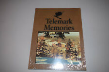 Telemark Memories Mount Telemark Ski Resort Cable Wisconsin by Tony Wise NEW