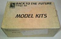 AMT Back to the Future Trilogy Set Model Kits Vintage Rare Movie ERTL 1991