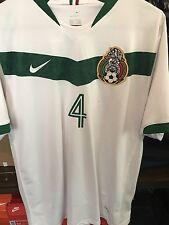 vintage 2006 Away nike mexico soccer jersey rafa marquez el tri L rare kit