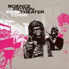 SCIENCE FICTION THEATER - PIMP TOWN  CD NEU