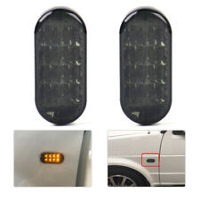 Useful 2x Yellow Light LED Side Marker Fit for VW Passat B5 Jetta Bora Golf MK4