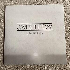 Saves The Day - Daybreak Black Vinyl RARE OOP Mint