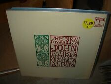 JOHN FAHEY new possibility / christmas album ( folk ) takoma c 1020 / tak 7020