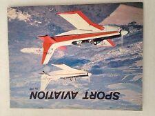 Sport Aviation Magazine Gyrocopter Records Soars July 1968 121516rh2