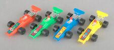 Vintage Hong Kong Plastic Matchbox Superfast 34a F1 Racing Car Copy x4 *Type A*