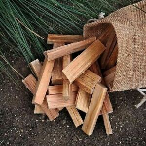 Fatwood Fire Starters Sticks 50 Hand Cut in USA Camping Hiking Backpacking