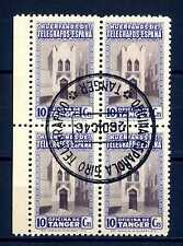 SPAIN-TANGIER - SPAGNA-TANGERI - 1946 - Francobolli di beneficenza ABA512