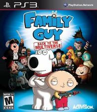 NEW - Family Guy: Back to the Multiverse - Playstation 3