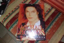 Michael Jackson Kalender 1998 - original in Folie - 42 x 30 cm Posterkalender
