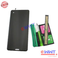 "Replacement Black LCD Screen w/ Digitizer+Tool for HTC U Ultra 5.7"" 2017 ZVLQ747"