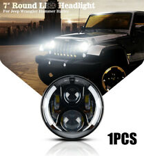"7""INCH 100W LED Headlight Dual Color For Jeep Wrangler CJ JK LJ 97-18 motorcycle"