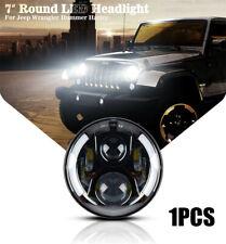 "7""INCH 100W LED Headlight Dual Color For Jeep Wrangler CJ JK LJ 97-18 motorcycle"