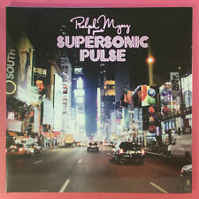 Ralph Myerz - Supersonic Pulse - Sony Music 88697983731 New Sealed Gatefold MINT